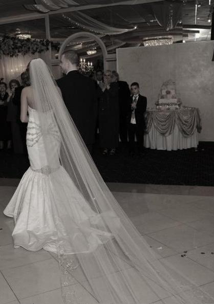 Veil, Cathedral, Wedding