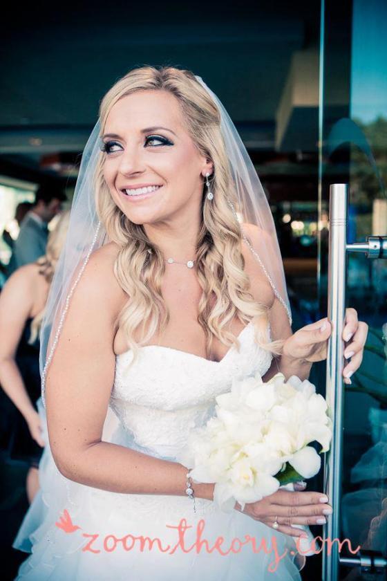 Bride, Hair, Hairstyle, C.E.L. Hair