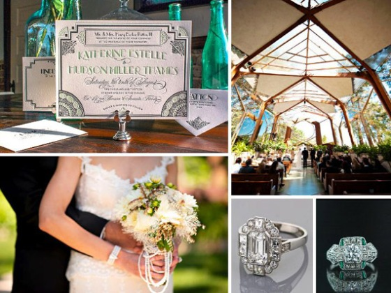 gatsby, wedding, inspiration, wedding planner, orange county