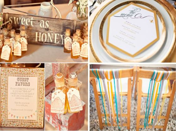 honey, wedding planning, wedding inspiration