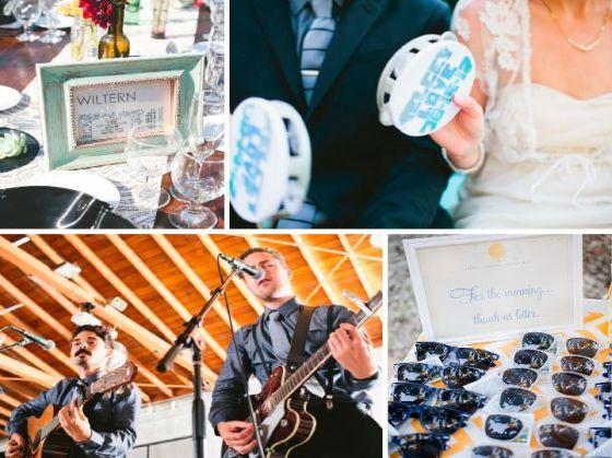 rock n roll, wedding inspiration, orange county