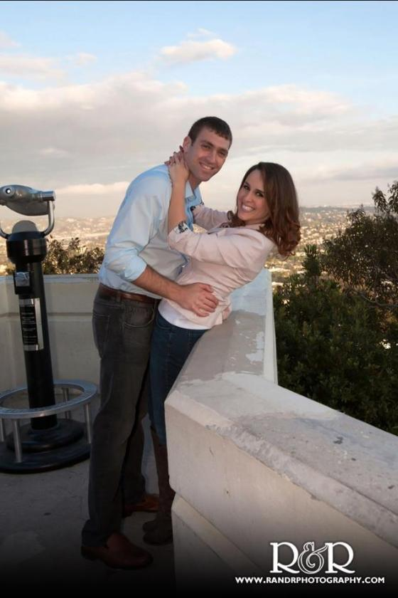 Carolyn and Andrew, Engagement Photos, R & R Photography, Los Angeles