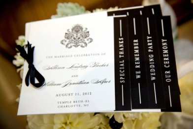 Wedding Program, Wedding Planning