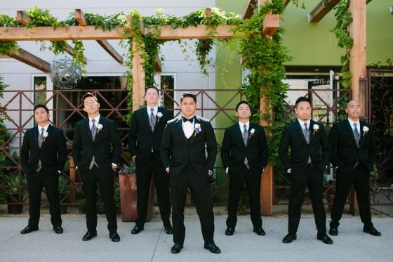 Jay nd grooms men at soco