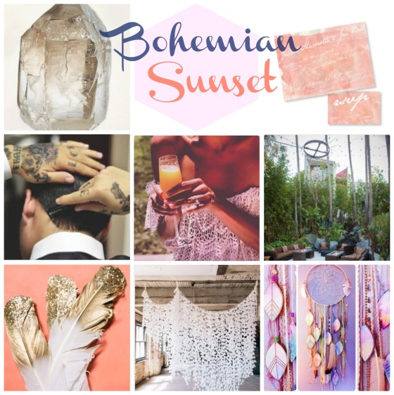 MLM Event Design | Bohemian Sunset
