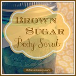 MLM Event Design | Brown Sugar Body Scrub