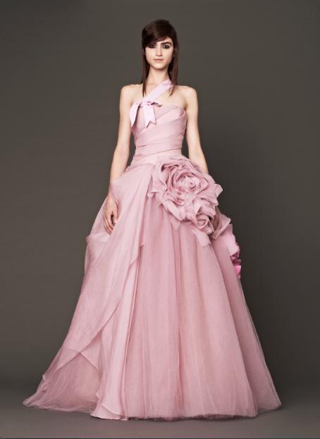 Vera Wang Bridal Fall 2014