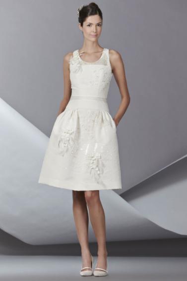 Carolina Herrera Fall 2014 Bridal | MLM Event Design